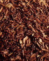 Zesty Chocolate Rooibos tea leaves