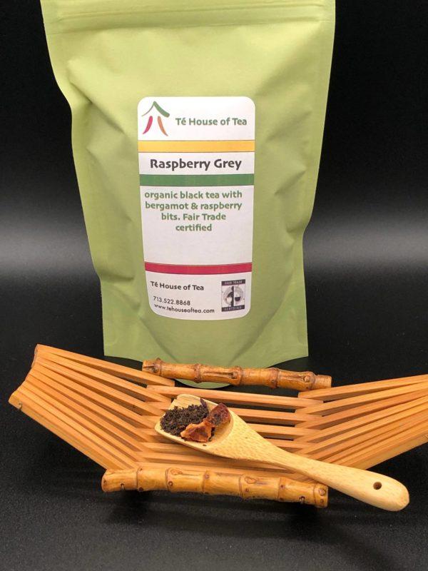 Raspberry Grey tea